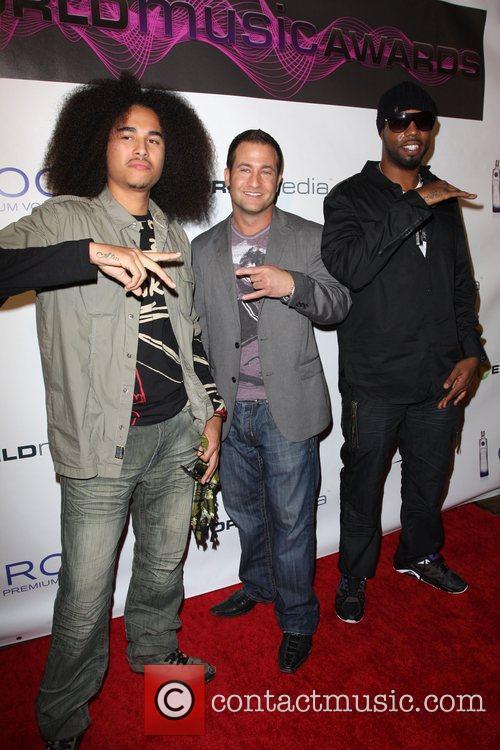 ATW The eWorld Music Awards at the Conga...