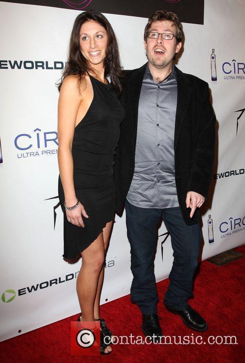 Chris Thomas The eWorld Music Awards at the...