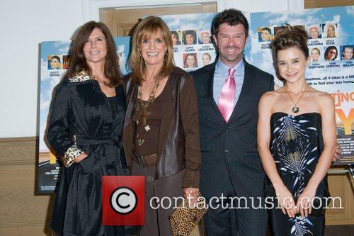 Kim Waltrip, Linda Gray, Jim Casey and Oleysa...