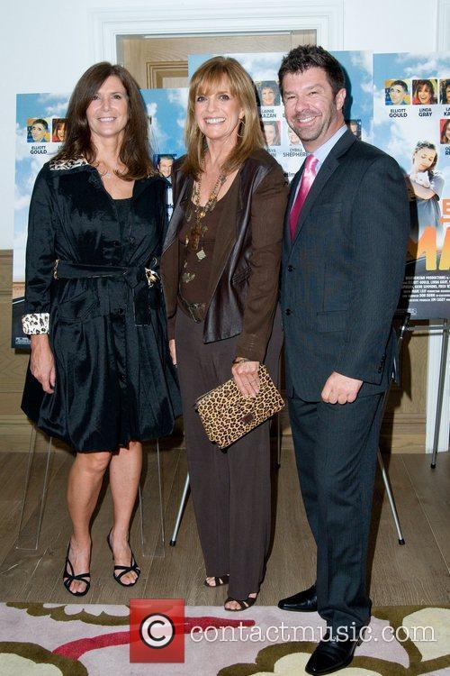 Kim Waltrip, Linda Gray and Jim Casey Movie...