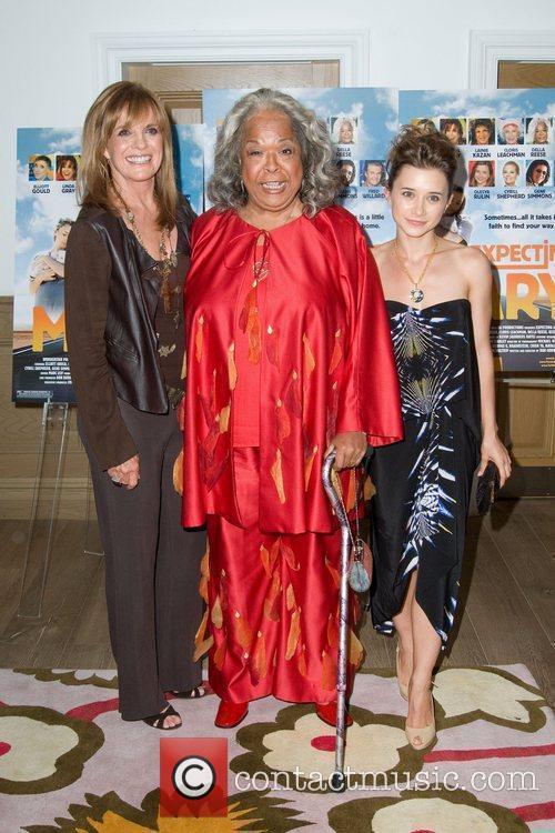 Linda Gray, Della Reese and Oleysa Rulin Movie...