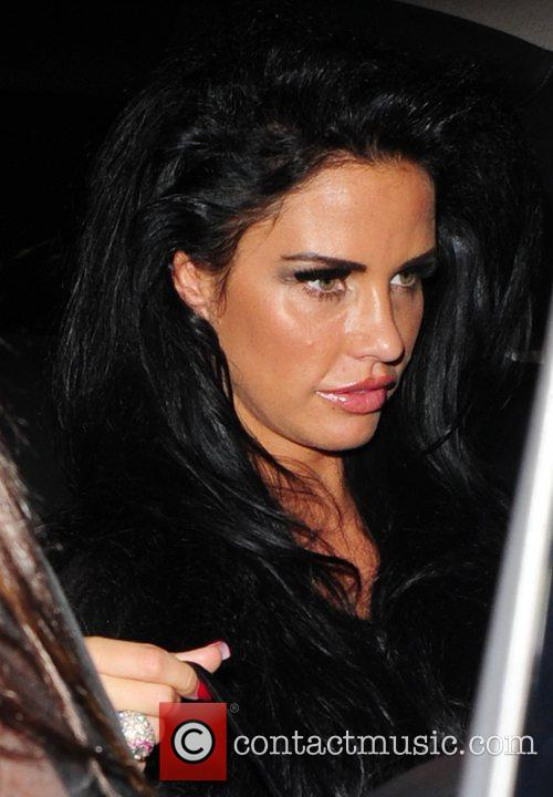 Katie Price, Planet Hollywood