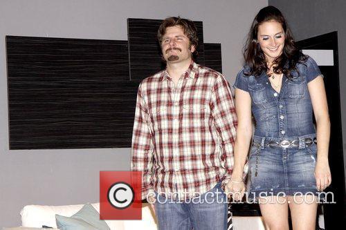 James Roday and Amanda Detmer 1