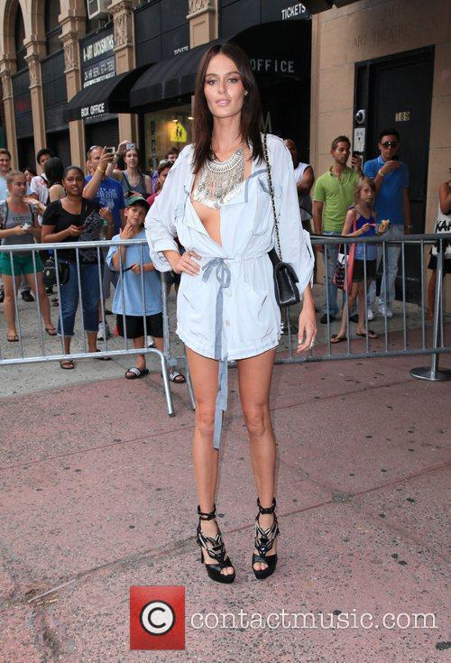 Nicole Triunfo The premiere of 'The Extra Man'...