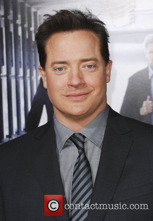 Brendan Fraser,  Premiere of 'Extraordinary Measures' at...