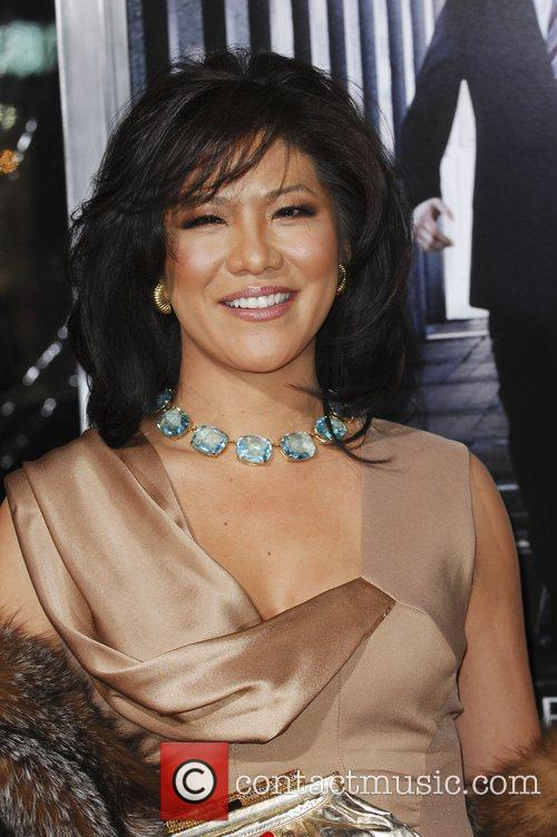Julie Chen,  Premiere of 'Extraordinary Measures' at...
