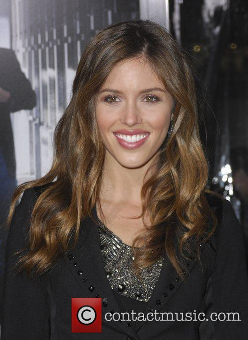 Kayla Ewell,  Premiere of 'Extraordinary Measures' at...