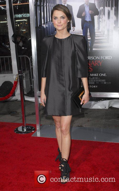 Keri Russell,  Premiere of 'Extraordinary Measures' at...