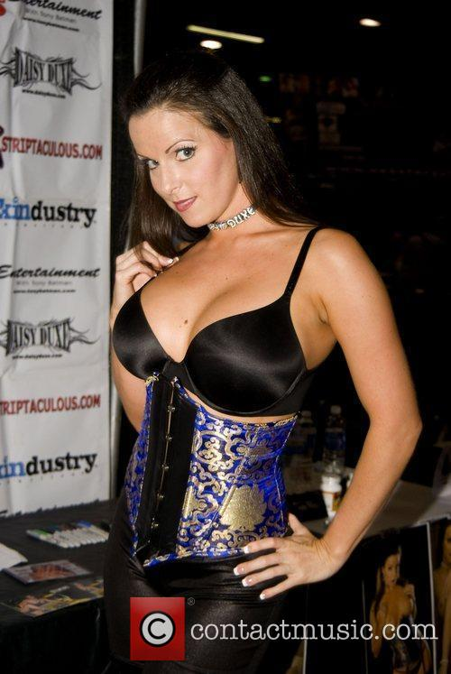 Adult Film Stars appear at Exxxotica 2010 in...