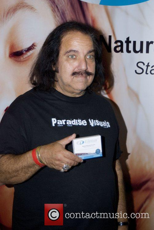 Ron Jeremy Adult Film Stars appear at Exxxotica...