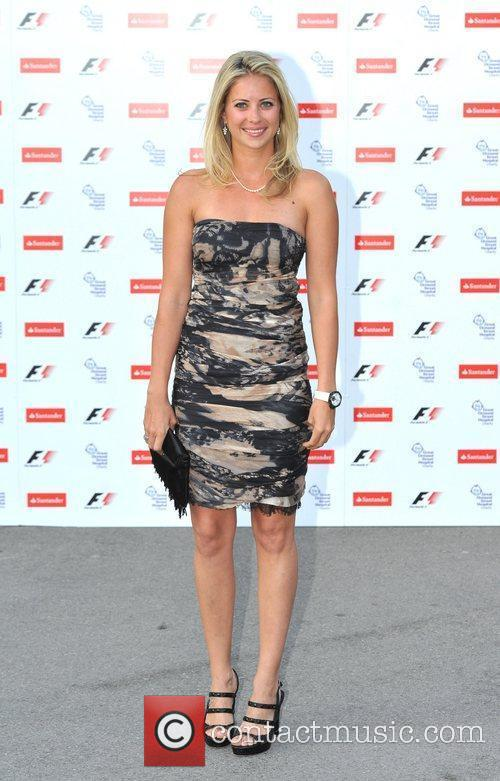 The F1 Party - held at the Natural...