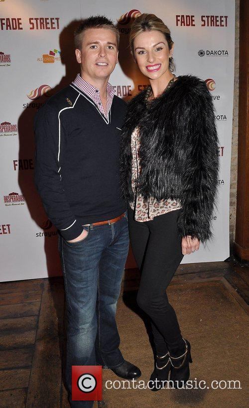 Brian Ormond, Pippa O'Connor,  Launch party of...