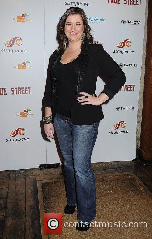 Elaine Crowley,  Launch party of RTE's new...