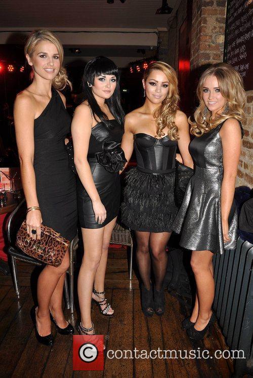 Vogue Wilson, Dani Robinson, Cici Cavanagh, Louise Johnson,...