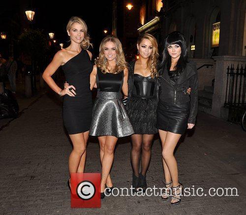 Vogue Wilson, Louise Johnson, Cici Cavanagh, Dani Robinson,...