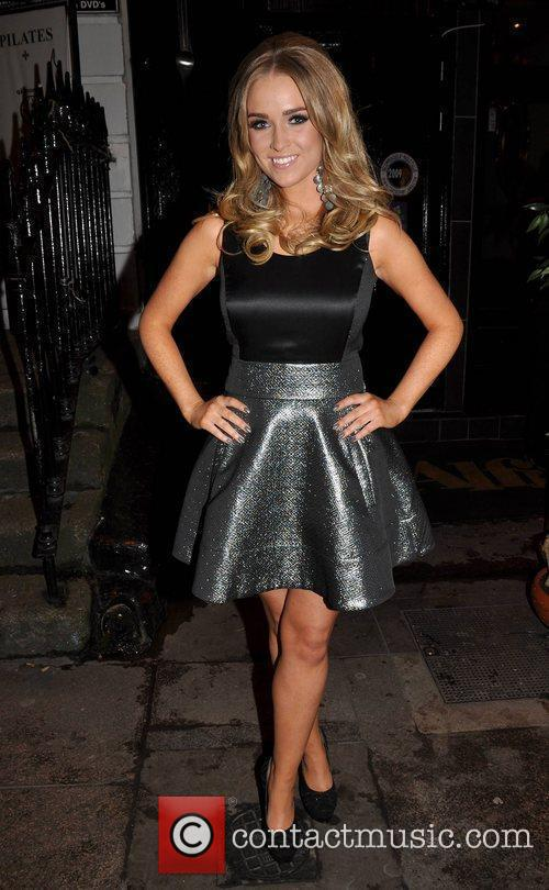 Louise Johnson,  Launch party of RTE's new...