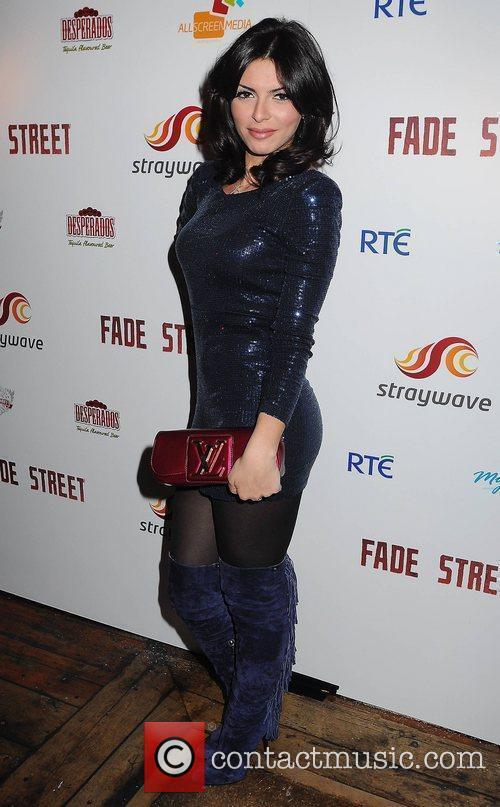 Melina Skvortsova,  Launch party of RTE's new...