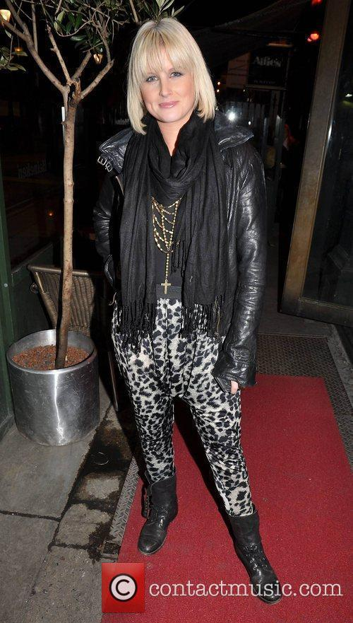 Sinead Kennedy,  Launch party of RTE's new...