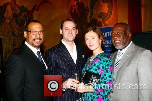 Fairbanks Productions launch at the Dorchester hotel