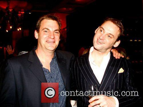 Dominick Fairbanks and Antony Fairbanks Fairbanks Productions launch...