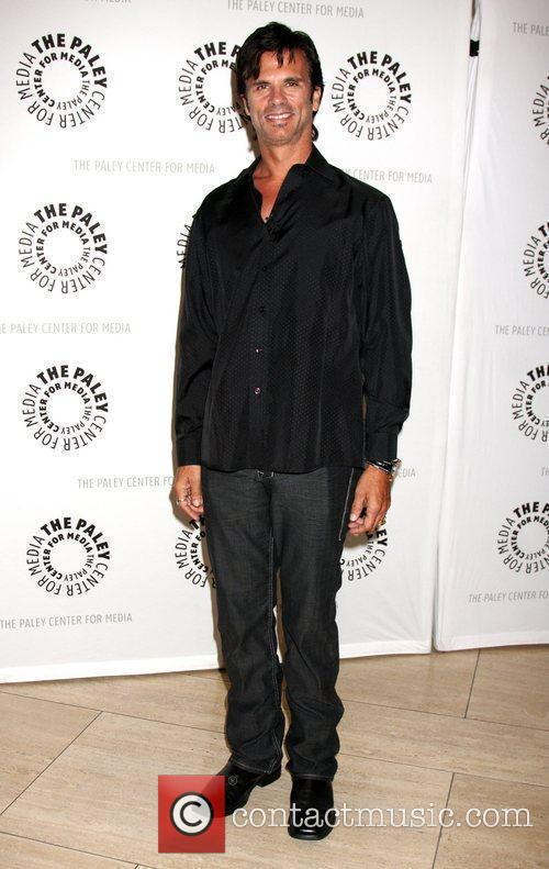Lorenzo Lamas 'Falcon Crest: A Look Back' event...