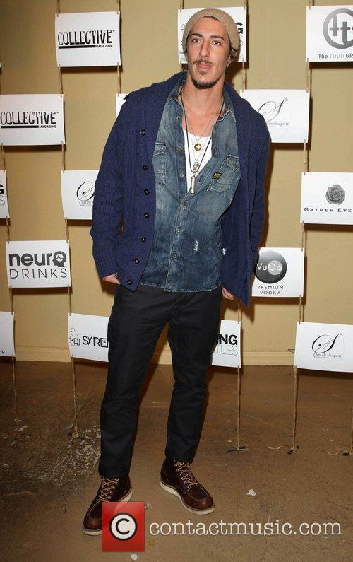 Eric Balfour and Celebration 6