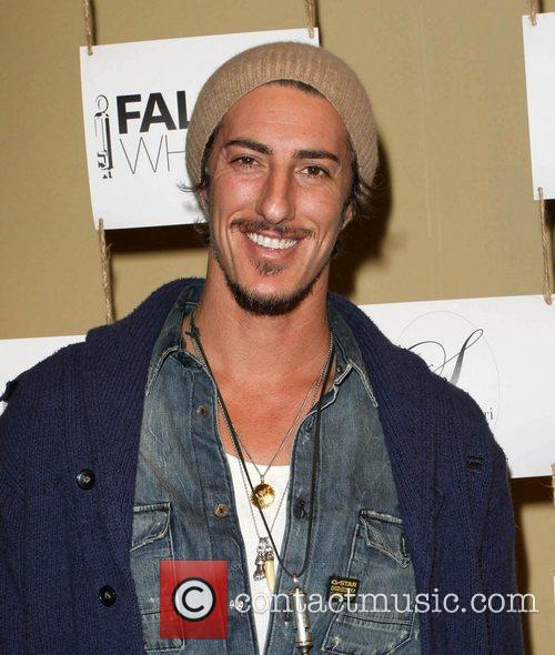 Eric Balfour and Celebration 3