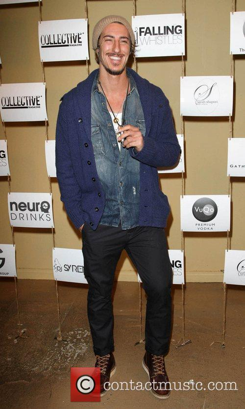 Eric Balfour and Celebration 2