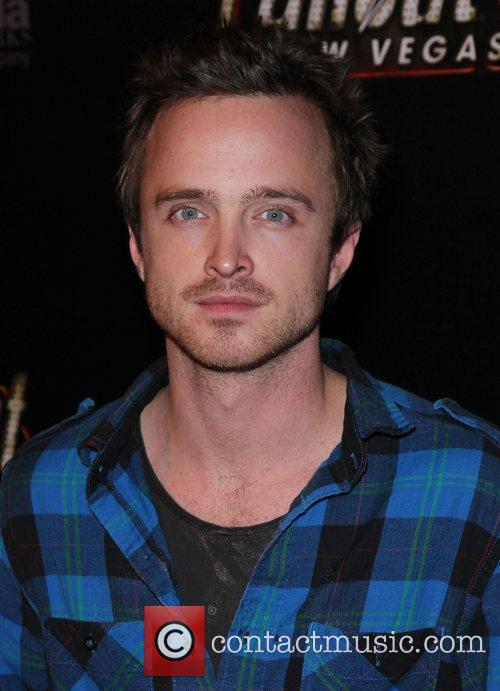 Aaron Paul and Las Vegas 2