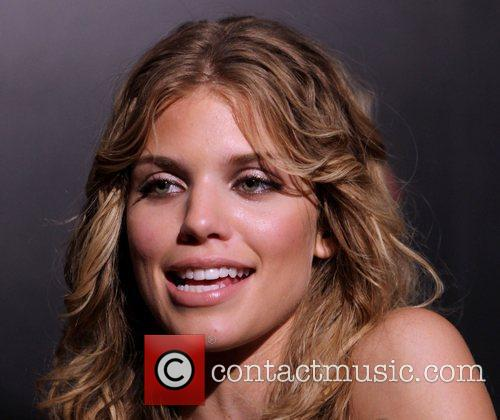 Annalynne Mccord and Las Vegas 7