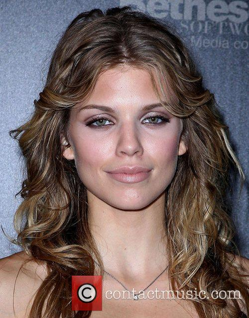 Annalynne Mccord and Las Vegas 9