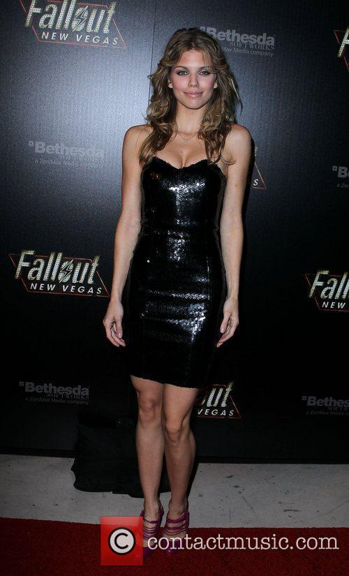Annalynne Mccord and Las Vegas 4