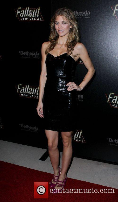 Annalynne Mccord and Las Vegas 5