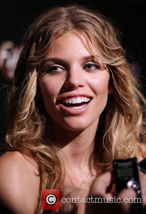 Annalynne Mccord and Las Vegas 8