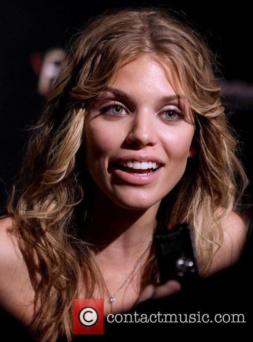 Annalynne Mccord and Las Vegas 2
