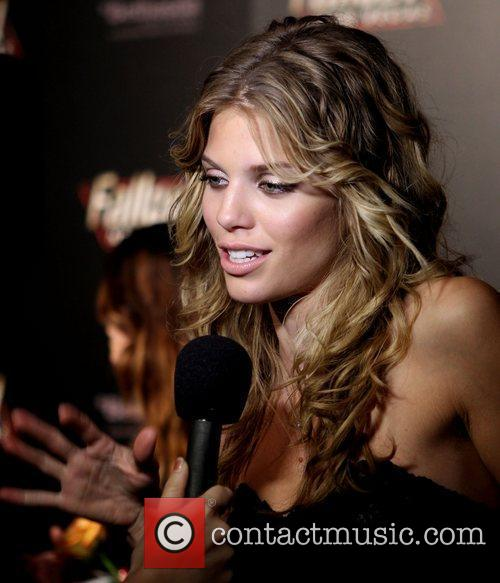 Annalynne Mccord and Las Vegas 3