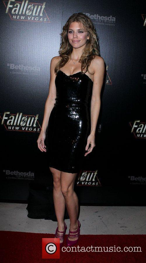 Annalynne Mccord and Las Vegas 1
