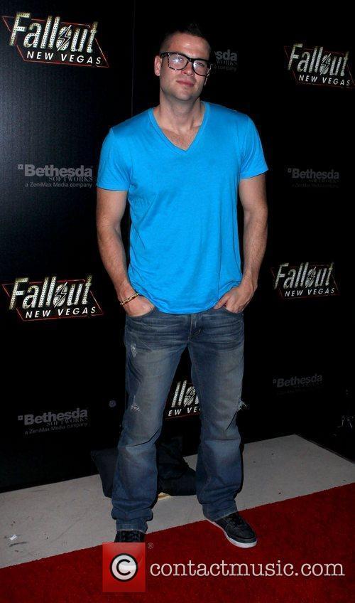 Mark Salling and Las Vegas 1
