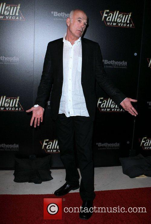 Michael Hogan Hollywood Celebrities attend the launch of...