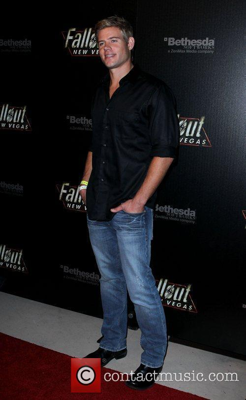 Hollywood Celebrities attend the launch of Fallout New...