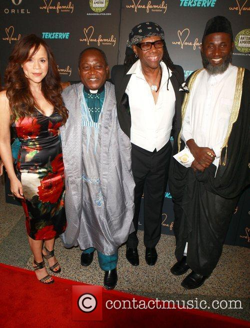 Rosie Perez, Celebration and Nile 2
