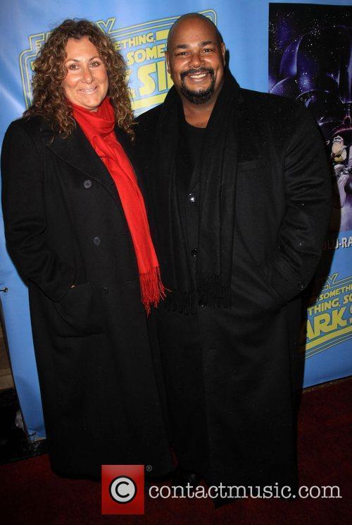 Kevin Michael Richardson and Monica Burnett Richardson 'Family...
