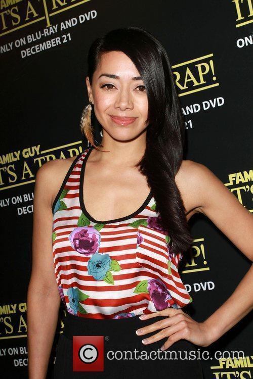 Aimee Garcia 'Family Guy: It's A Trap' DVD...