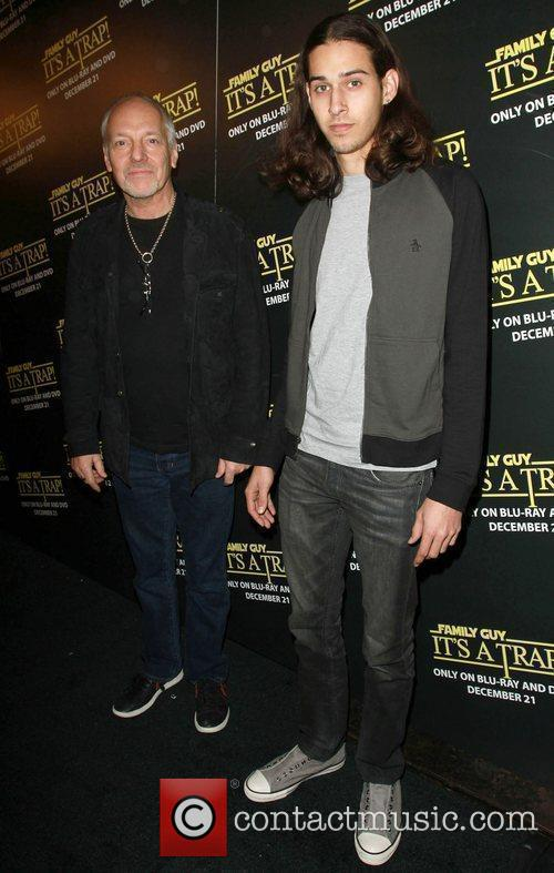 'Family Guy: It's A Trap' DVD Launch Party...