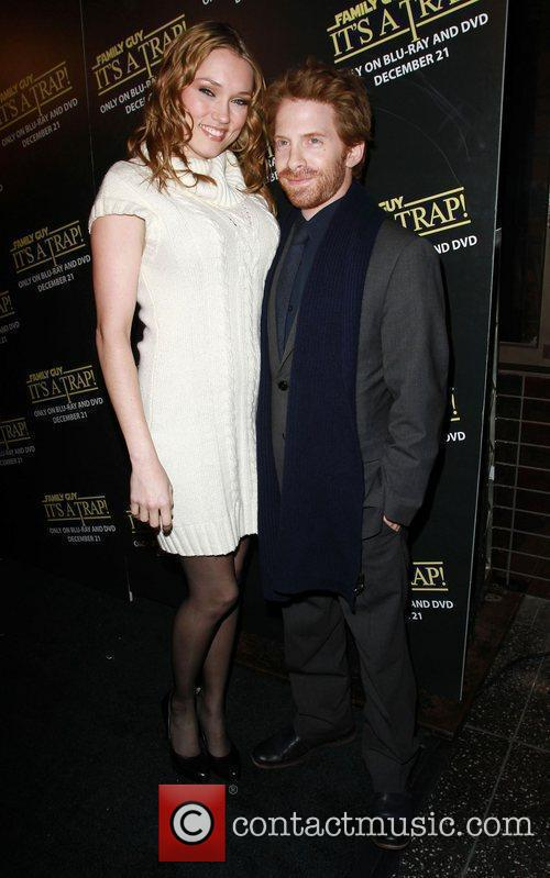 Seth Green and his wife Clare Grant 'Family...