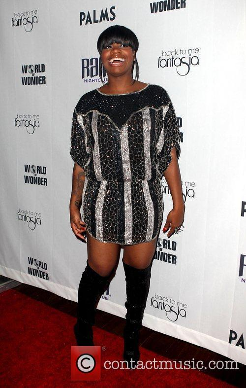 Fantasia, American Idol and Las Vegas 5