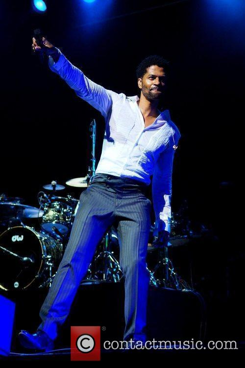 Eric Benet and Fantasia 3
