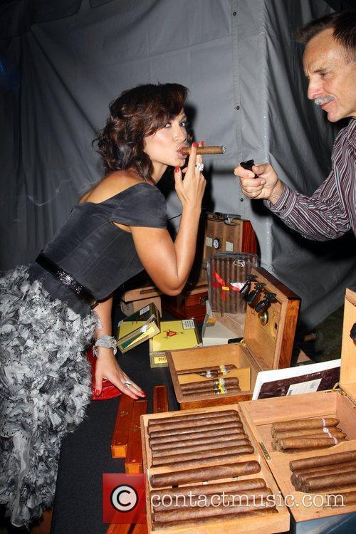 Karina Smirnoff and Playboy 5