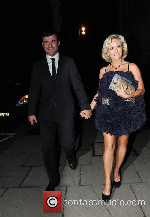 British Fashion Awards held at the Royal Courts...