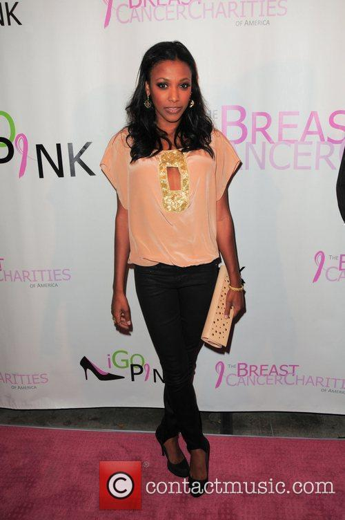 Meagan Holder Fashion Fights Breast Cancer - runway...